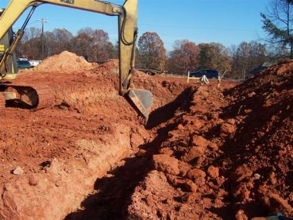 diggingthepool