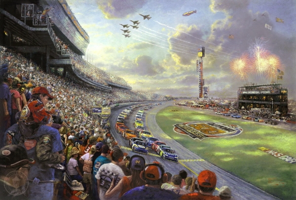 50th Running of the Daytona 500