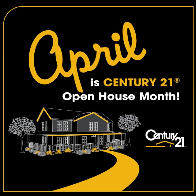 April is Open House Month