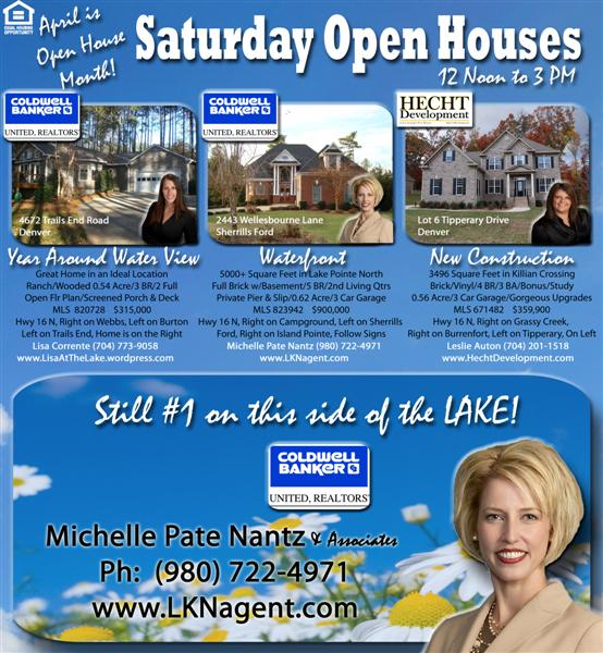 News@Norman Ad for Saturday Open Houses