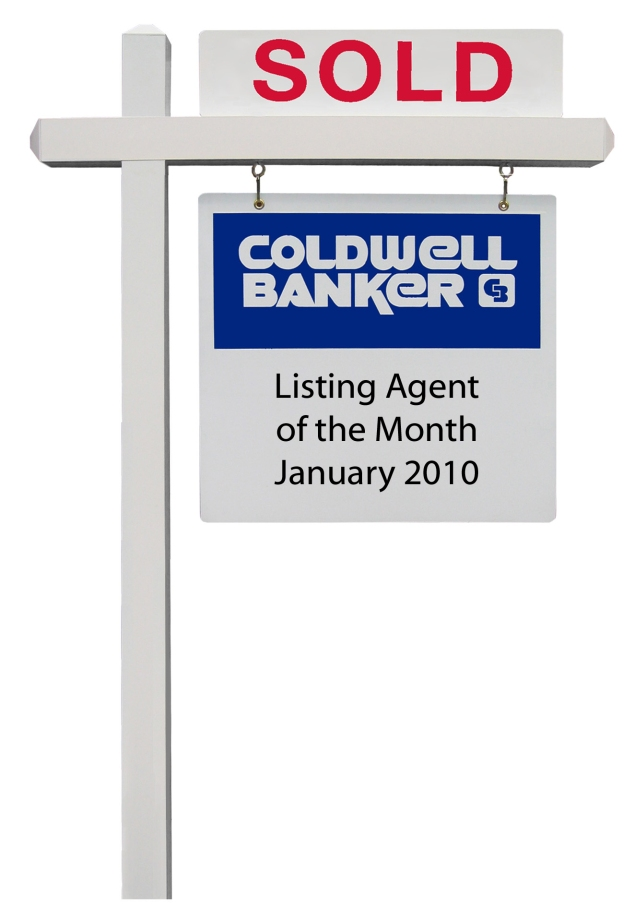 Michelle Nantz is Listing Agent of the Month