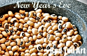 New-Years-Eve-Traditions-Black-Eye-Beans at Lake Norman, NC
