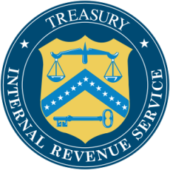 Internal Revenue Service Seal