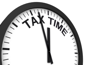 Tax Time At Lake Norman