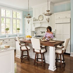 All White Kitchens - What to Do when Listing Your For Sale Picture